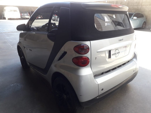 smart fortwo 1.0t passion cabriolet / nafta / 2013