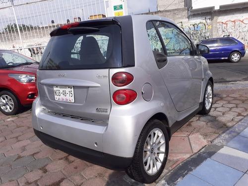 smart fortwo 2010 automatico