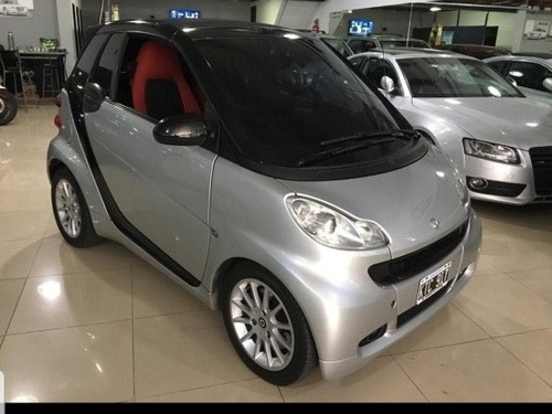 smart fortwo 2012 1.0 black&white look by infinit