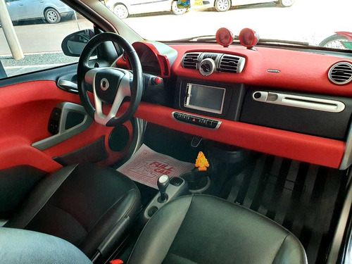 smart fortwo 2012 1.0 passion 84cv
