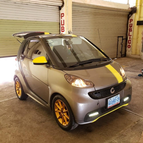 smart fortwo 2013 1.0 coupe passion mt
