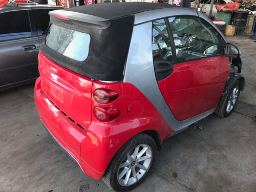 smart fortwo 2013 / 2010 convertible por partes - s a q -