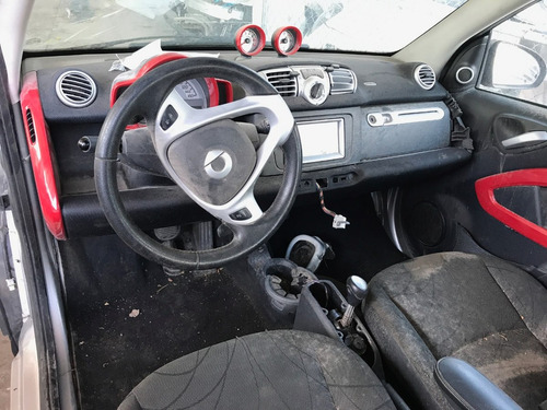 smart fortwo 2013 convertible por partes - s a q -
