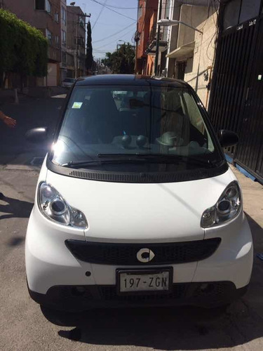 smart fortwo 2014 1.0 coupe black & white at