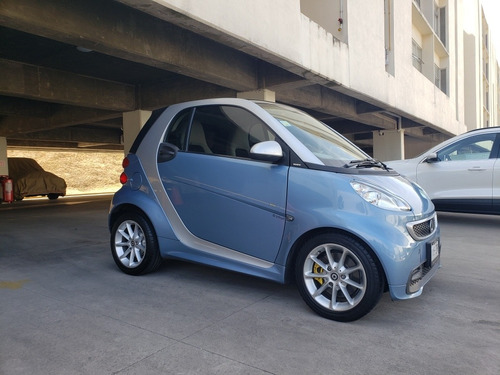 smart fortwo 2014 1.0 coupe passion mt