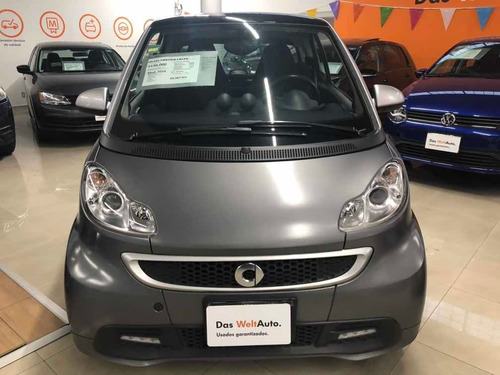 smart fortwo 2014 1.0 coupe passion t at