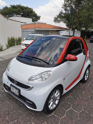 smart fortwo 2015 1.0 coupe passion mt
