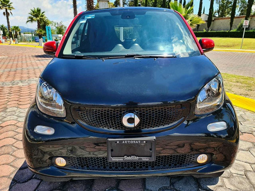 smart fortwo 2016 1.0 passion mt