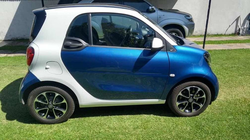 smart fortwo 2016 1.0 play