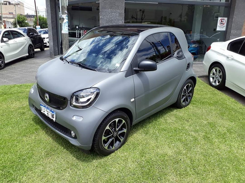 smart fortwo 2017 1.0 passion
