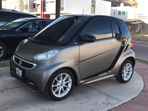 smart fortwo 2p coupe passion a/a  2013