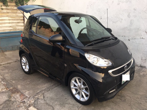 smart fortwo 2p coupe passion a/a