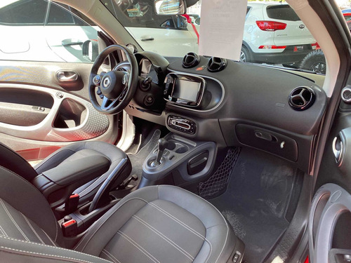 smart fortwo 8.9l prime turbo . at 2016