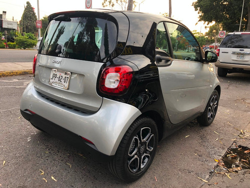 smart fortwo 8.9l prime turbo . at año 2018