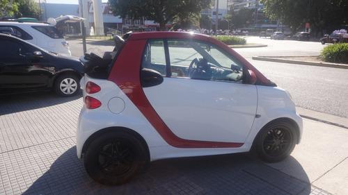 smart fortwo cabrio passion