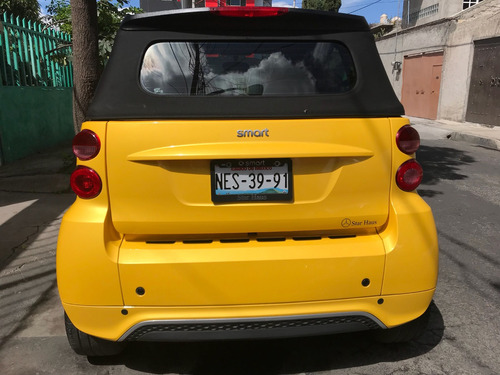 smart fortwo cabrio passion aa mt 2013