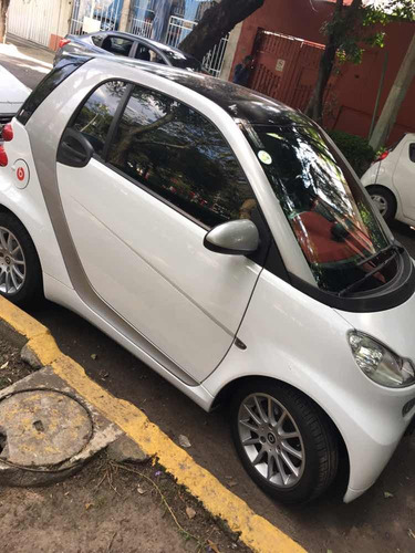 smart fortwo cabrio passion aa piel mt 2012
