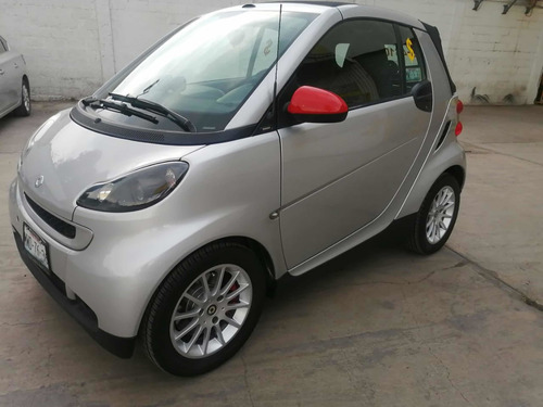 smart fortwo cabrio passion aut ac 2010