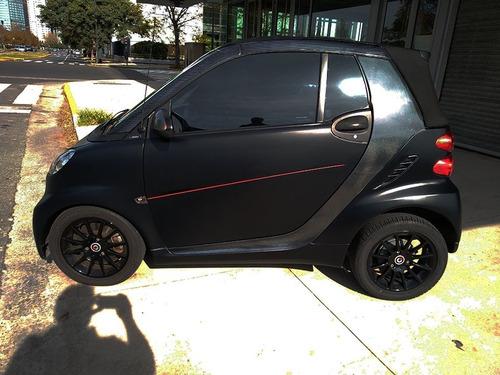 smart fortwo city 2011 cabrio at impecable estado y cuidado