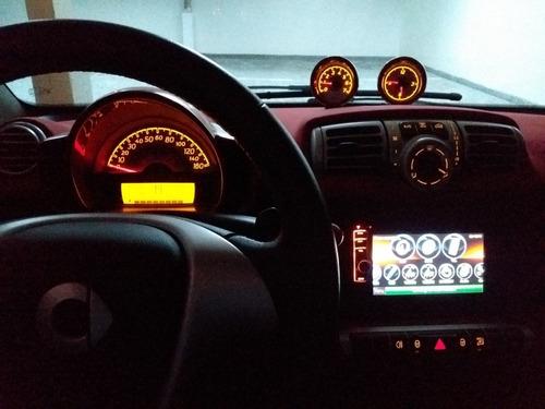 smart fortwo conversível turbo - edição especial - 40 mil km