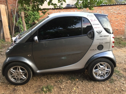 smart fortwo coupe 6vel aa piel at 2004