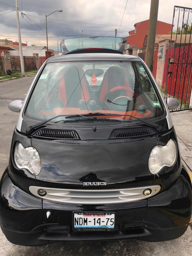 smart fortwo coupe 6vel aa piel at 2006
