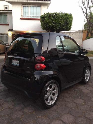 smart fortwo coupe black & white mt 2013