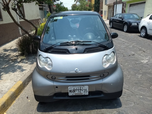 smart fortwo coupe city passion 6vel sec mt 2007