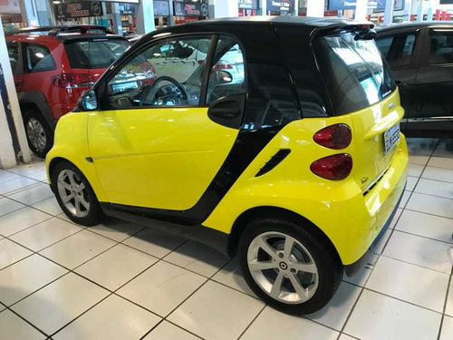 smart fortwo coupe mhd 1.0 2010