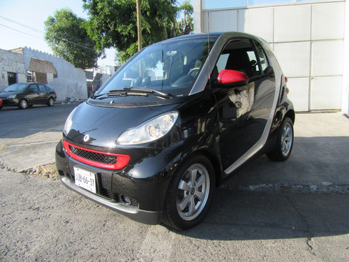 smart fortwo coupe mhd 2011 negro