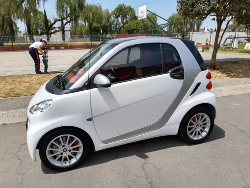 smart fortwo  coupé passio
