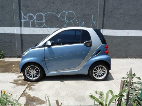 smart fortwo coupe passion muy economico!