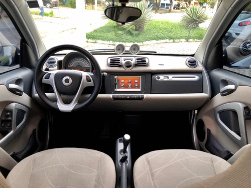 smart fortwo coupe turbo 2013