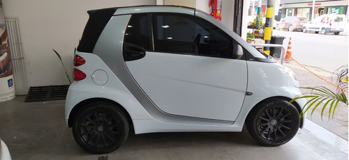 smart fortwo descapotable automático
