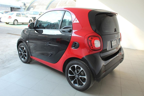 smart fortwo passion 3p coupé l3/1.0 aut