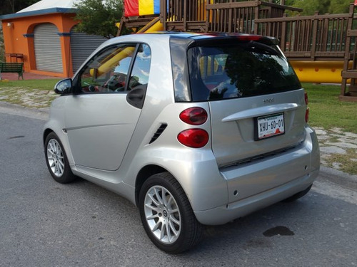smart fortwo passion coupé 2012