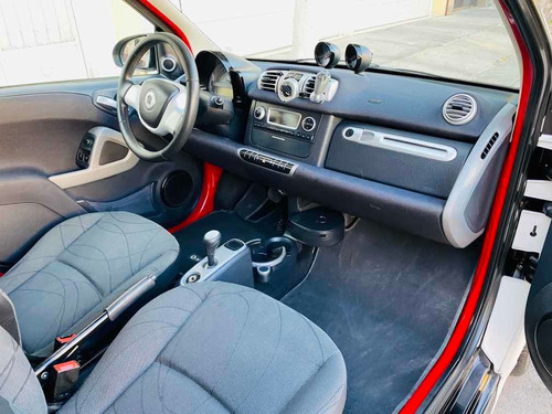 smart fortwo passion turbo 1.0 at