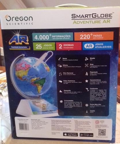 smart globe discovery oregon realidade aumentada bonellihq