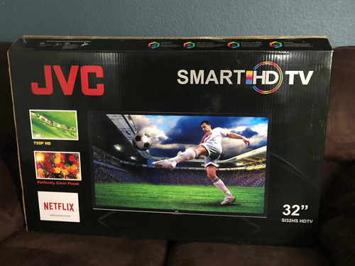 smart hd tv jvc 32 si32hs hdtv