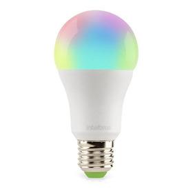 Smart Lâmpada Led Casa Inteligente Wifi Google Alexa 10w Rgb