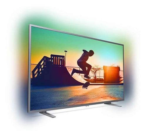 smart led 4k ultradelgado tv 55 philips mod. 55pug6703/77