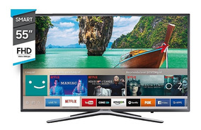 Smart Led Tv 55 Full Hd Samsung Un55k5500 - La Union Hogar