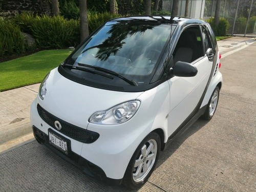 smart mhd black & white 2015 impecable 46.000 kms fac. orig.
