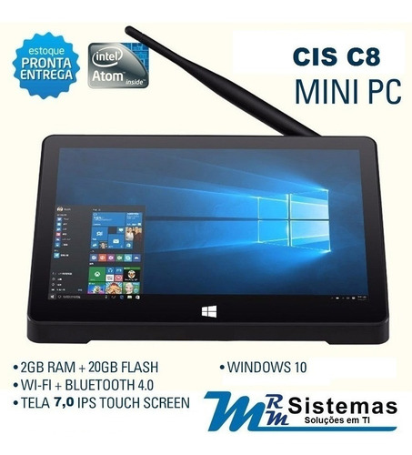 smart pc c8 cis win10 + android