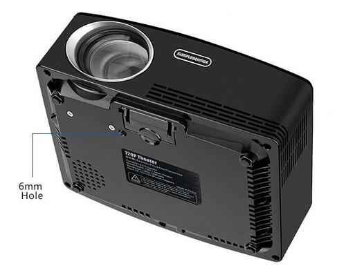 smart proyector c80up android 6.0 wifi 2200 lumenes 720p