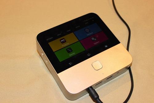 smart proyector zte spro 2 portátil android