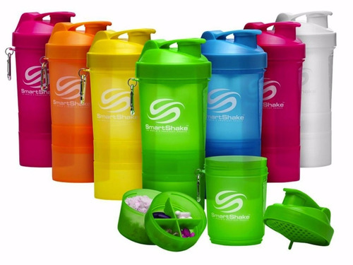 smart-shaker 3-1 tomatodo smartshaker 20 oz para tu proteina