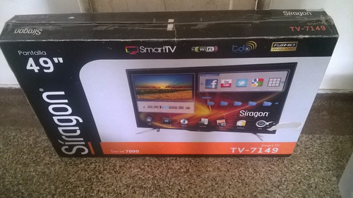 smart siragon televisor