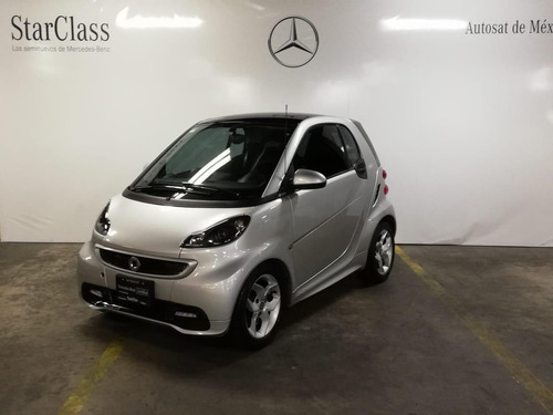 smart smart coupé passion l3/1.0/t aut