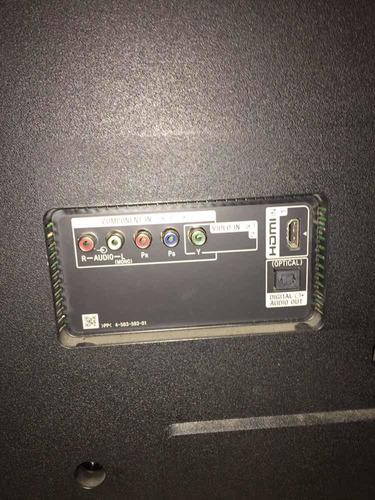 smart sony mod.xbr55x855d - com defeito para reposição peças